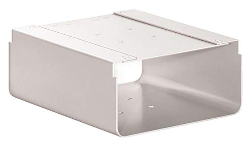 Salsbury Industries Roadside Newspaper Holder; Features: White Powder Coated - 4315WHT