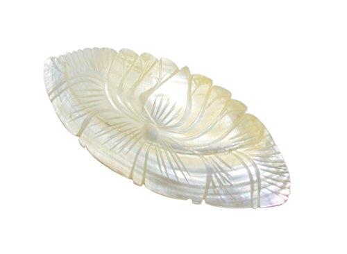 Hair Pins Mother Of Pearls Hair Clip Swirl Designed Hand (best quality ) Made Sea Shell (Flower - - Quality Seashells