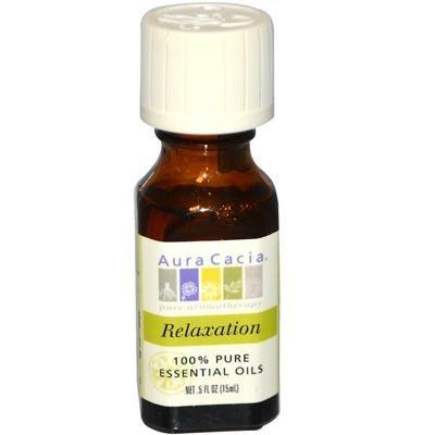 Aura Purify Cacia Aromatherapy (Aura Cacia Essential Oils Relaxation)