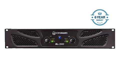 Crown XLi3500 Two-channel 1350-Watt
