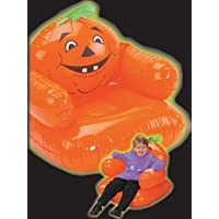 Inflatable Pumpkin Chair Halloween Toy
