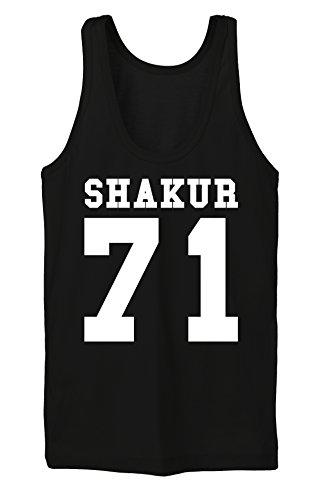 Shakur 71 Tanktop Girls Nero