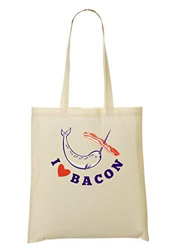 De Compra Bacon Mano I La LukeTee Bolso Bolsa De pwY8nH