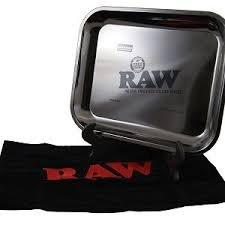 RAW Limited Edition Black Gold Tray (Large) by RAW