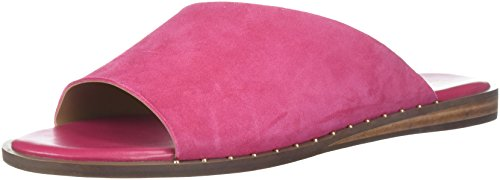 Franco Sarto Womens Hot - Franco Sarto Women's RYE Flat Sandal, hot Pink, 6 M US