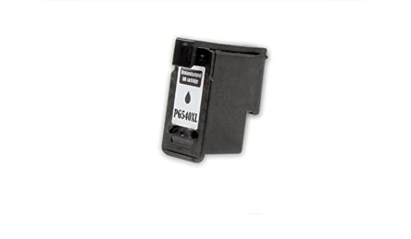Reciclado para Canon Pixma MX 470 Series tinta negro - PG-540 XL ...