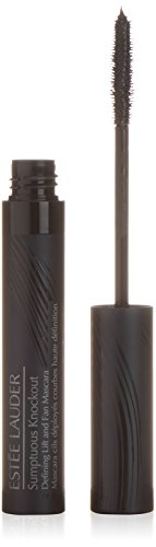 Estee Lauder Sumptuous Knockout Defining Lift and Fan Mascara, No. 01 Black, 0.21 Ounce