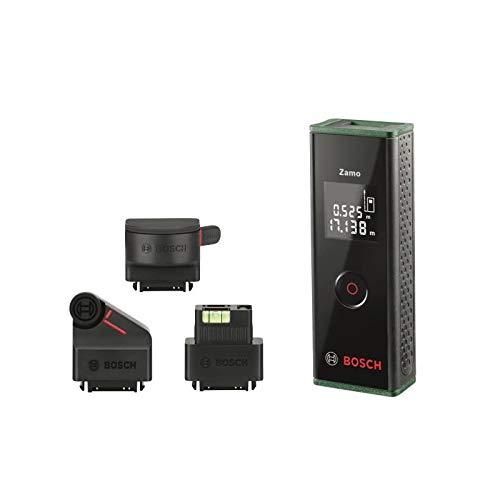 BOSCH T/él/émetre laser Zamo Set 3 accessoires