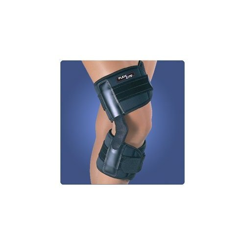 "Flex-Lite Hinged Walking Brace Thigh Circumference: 21""-24"" Size: XL - Model 92734404"