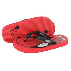 Marvel Spider-Man SPS130 Flip Flop ,Red,12 M US Little Kid