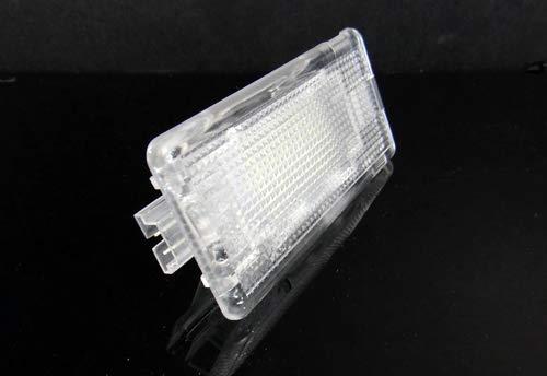 1/x LED Innen Handschuh Fondbox Trunk Kofferraum Licht wei/ß CanBus f/ür E82/E88/3er E36/E46/E90/E92/F30/E39/E60/E63/E65/E53/E70/X5