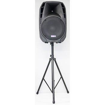 Edison Professional M-2000 Plus 15'' High Power PA Speaker by Edison Professional (Image #2)