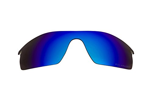 New SEEK OPTICS Replacement Lenses Oakley RADARLOCK PITCH - Polarized - Bright Compare Eyes And Contrast