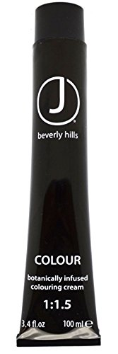 J Beverly Hills Colour 6.8 Cappuccino Glaze Colouring Cream 3.4 fl. oz. (100 ml) by J Beverly Hills Hair Color
