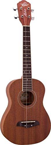 Oscar Schmidt OU2T-A-U 4-String Mahogany Tenor Ukulele