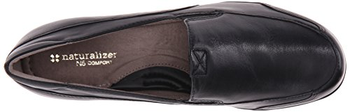 Naturalizer Damen Channing Slip-On Loafer Schwarz