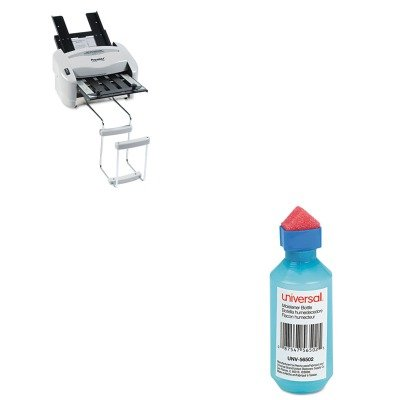 KITPREP7200UNV56502 - Value Kit - Universal Squeeze Bottle Moistener (UNV56502) and Martin Yale Model P7200 RapidFold Light-Duty Desktop AutoFolder (PREP7200)