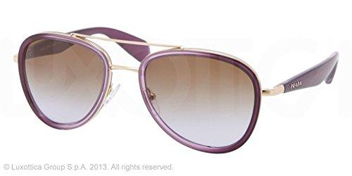 Prada Gafas de sol Para Mujer 51p/S - ZVN-6P1: Violeta ...