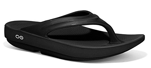 Thong Flop OOFOS Women's Black Flip Oolala znCxwHwq8E