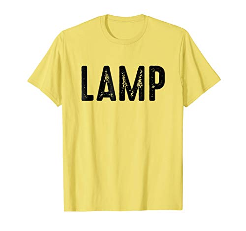 Lamp Moth Meme Shirt Funny Christmas Pj Costume Tee -