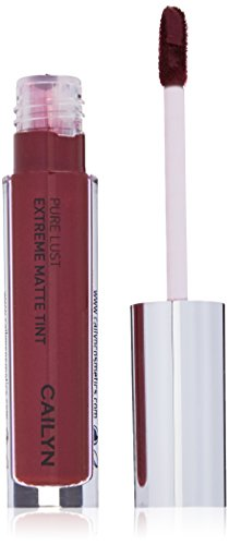 CAILYN Pure Lust Extreme Matte Tint Lipstick, Demonist 15, 3