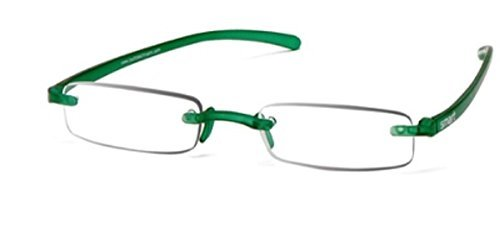 SMART Readers by B+D High Quality Aspheric Lenses GREEN (1.50) by Smart Joy by Smart Joy