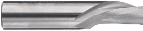 variant image of LMT Onsrud 60-123MW Solid Carbide Max Life Compression Spiral Cutting Tool, Inch, Uncoated (Bright) Finish, 30 Degree Helix, 2 Flutes, 3.0000