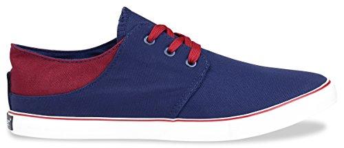 Claret Shoe Mens Hipster Comfort Navy faF0xSW7
