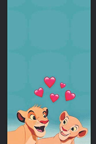 Journal: A lion king themed notebook journal for your everyday needs (King Lion Stationary)