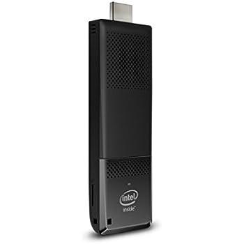 Intel Compute Stick CS125 Computer with Intel Atom x5 Processor and Windows 10 (BOXSTK1AW32SC)
