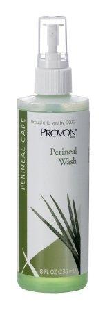 Antibacterial Perineal Wash GOJO Liquid 8 oz. Spray (Spray Bottle Perineal Wash)