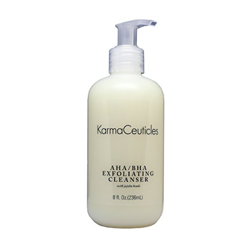 KarmaCeuticles AHA BHA Exfoliating Cleanser product image