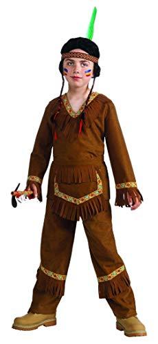 Child Native American Indian Brave Warrior Costume ()