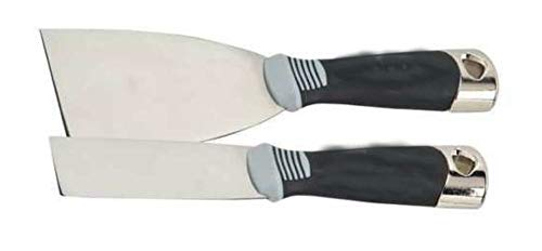 Putty Knife Set,Flexible,1-1/2,3''W,2 Pc. 48909 by Unknown