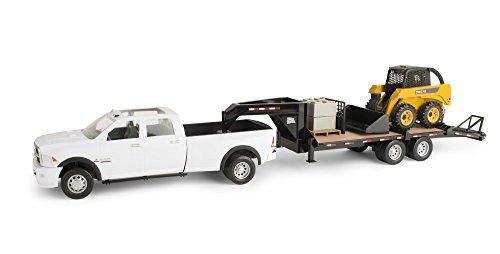 Tomy John Deere Big Farm Ram 3500 Construction Set Vehicle
