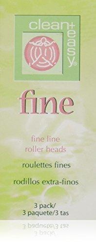 C+E Roller Heads, Fine Line Roller Head (3p