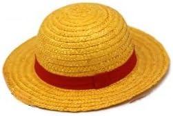 Sealche  sombrero de paja (Pieza viento Luffy para el traje de cosplay)   Juego de Bloc de notas originales  f796cd1cf4c