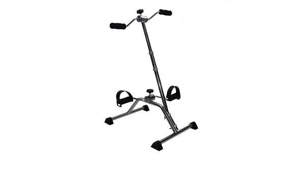 Maletín Bicicleta estática de acero para rehabilitación piernas y ...