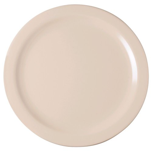 Tan Dallas Ware Dinner Plate 10 1/4 inch - 48 per case