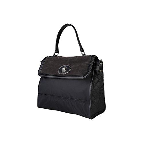 De Bolso Diseño Bolso Auténtico Negro Martina La Mujer qwCxItZwa