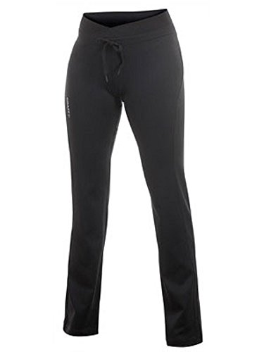 Active Run Straight Pant (Craft Women's Active Run Straight Pant - 2010 - Black - M)