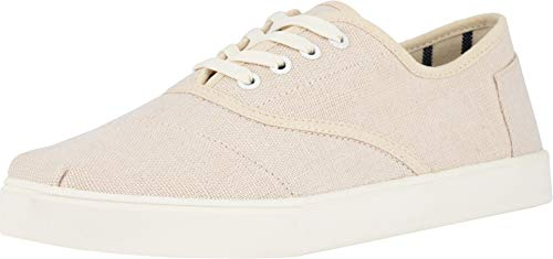Lace-Up Sneakers (9.5 M US, Natural Heritage Canvas Cupsole) ()