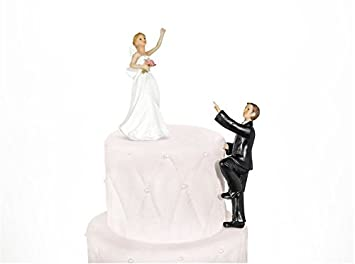 2 Teiliger Tortenaufsatz Brautpaar Fur Hochzeitstorte Dekoration