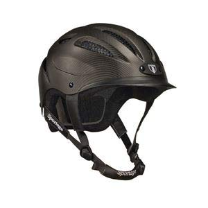 - Tipperary Sportage 8500 Riding Helmet MD Cocoa