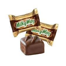 Mar's Chocolate Mini Bite Size Chocolate Candy Variety (Milky Way, 5 (No Thanks Vine Halloween)