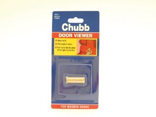 Chubb Ws13 Brass Door Viewer