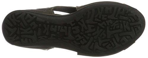 Think! Women's Jaeh Roman Sandals Grey (Antrazit 14) 4fGFIVH