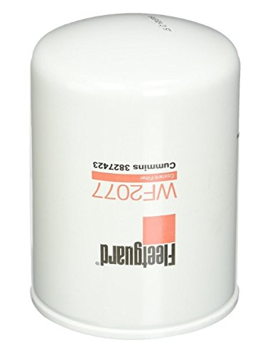 Fleetguard WF2077 Coolant Filter -Cummins #3827423 (Pack of 2) Trust OEM Cummins
