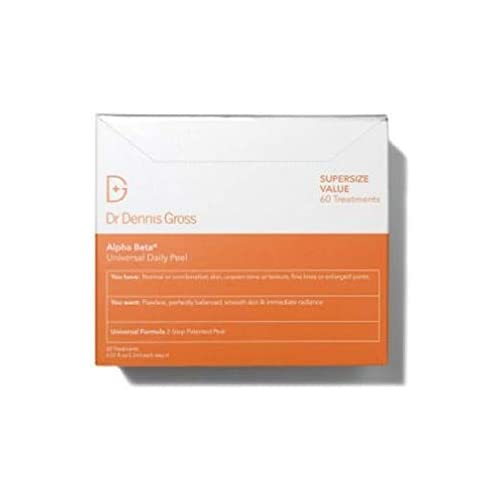 Image of Health and Household Dr. Dennis Gross Alpha Beta Universal Daily Peel 60 Treatments
