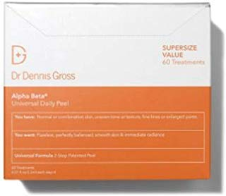 Dr. Dennis Gross Alpha Beta Universal Daily Peel 60 Treatments by Dr. Dennis Gross Skincare (Image #1)